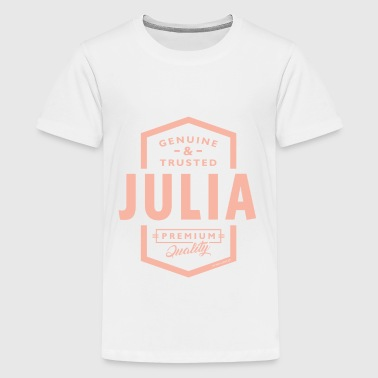 JULIA - Teenager Premium T-Shirt