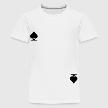 Shop Ace Of Spades T Shirts Online Spreadshirt