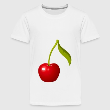 Cherry - Cherry - Teenager Premium T-shirt