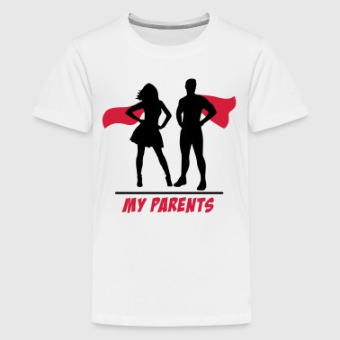 Vos parents-mes parents vos parents-mes parents - T-shirt Premium Ado
