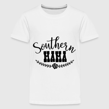 southern mum - Teenage Premium T-Shirt