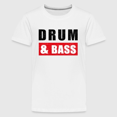DnB - Teenager Premium T-Shirt