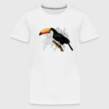 Toucan - Teenager Premium T-shirt