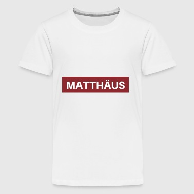 Matthew Matthew - Teenager premium T-shirt