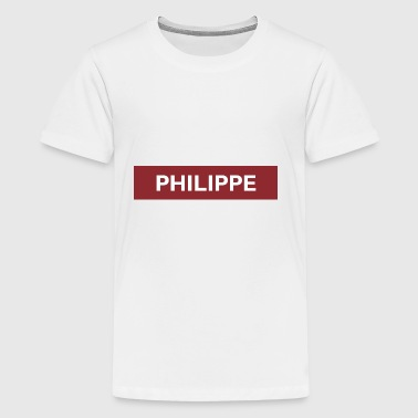Philippe - Teenage Premium T-Shirt