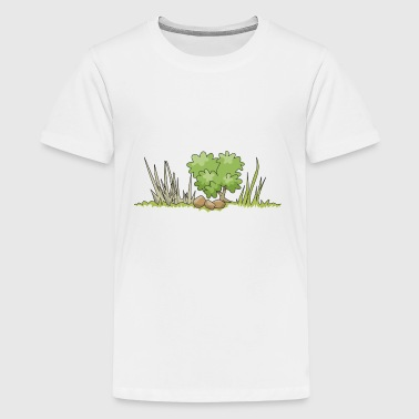 bush - Teenage Premium T-Shirt