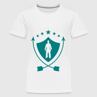Judo / Judoka / Sport / fight / fighter - Camiseta premium adolescente