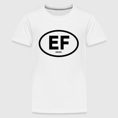 EF Erfurt - Teenager Premium T-Shirt