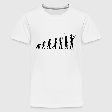 MOBILE EVOLUTION! - Teenage Premium T-Shirt