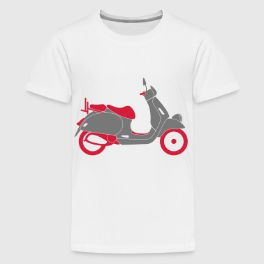 Scooters / Scooter - Teenage Premium T-Shirt
