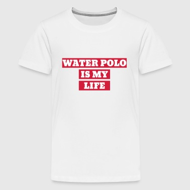 Water Polo / Waterpolo / Water-Polo / Wasserball - Teenage Premium T-Shirt