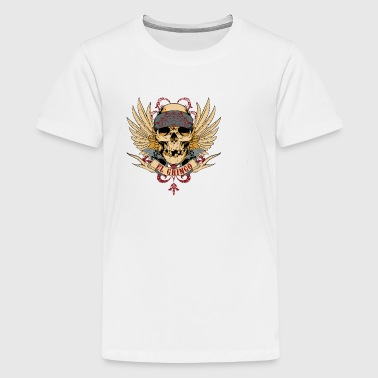 el gringo - Teenager Premium T-Shirt