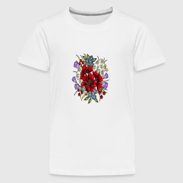buket - Teenager premium T-shirt