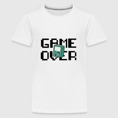 Game Over Retrogaming - Teenager Premium T-shirt