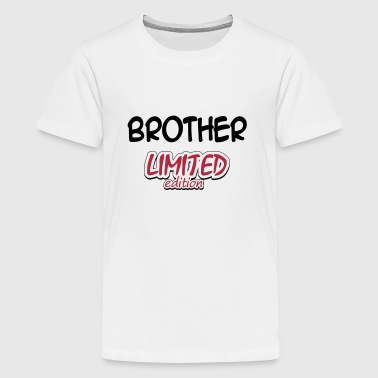 Dad / Brother / Sister / Mommy / Mother / Father - Premium T-skjorte for tenåringer