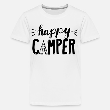 Camper - Teenager Premium T-shirt