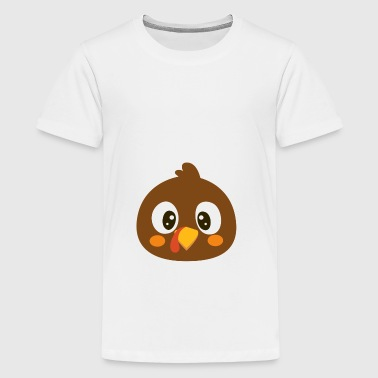 Thanksgiving Truthahn - Teenager Premium T-Shirt
