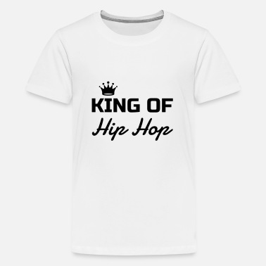 Rap Quotes Rap - Rapper - Music - Hip Hop - Blues - Jazz - Teenage Premium T-Shirt
