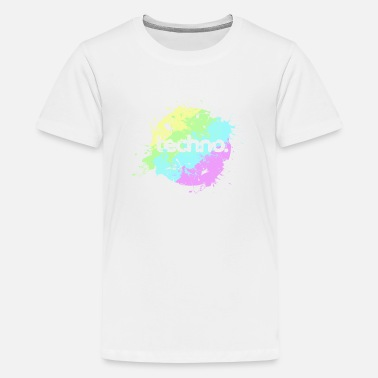 Official Techno techno - Teenage Premium T-Shirt