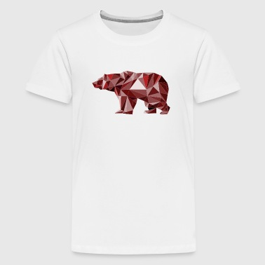 Braun-Bär - Teenager Premium T-Shirt