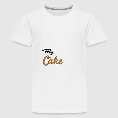 my-cake - Teenager Premium T-Shirt