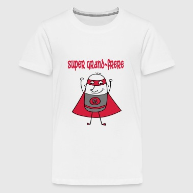 Super grand-frère - T-shirt Premium Ado