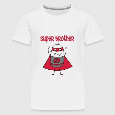 Super brother - Teenage Premium T-Shirt