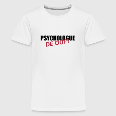 Psychologist Psychologe Psychologue Psychology - Teenage Premium T-Shirt