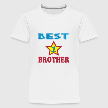 Dad / Brother / Sister / Mommy / Mother / Father - Teenager Premium T-shirt