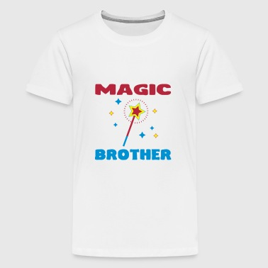 Dad / Brother / Sister / Mommy / Mother / Father - Teenage Premium T-Shirt