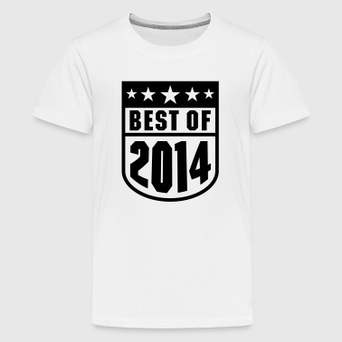 Best of 2014 - Teenager Premium T-Shirt