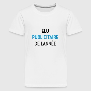 Publicité Vintage Publicitaire / Publicité / Advertiser / Advertising - T-shirt Premium Ado