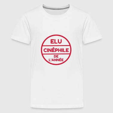 cinema / biograf / XXX / film - Teenager premium T-shirt