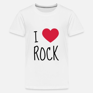 Enfants Rock Rock / Metal / Punk / Rock 'n' Roll - T-shirt Premium Ado