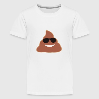 Shit, Emoji - Teenager Premium T-shirt