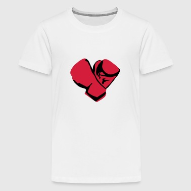 Boxing gloves - Teenager Premium T-shirt