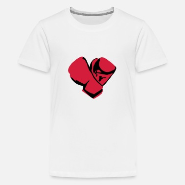 Boxing Gloves Boxing gloves - Teenager Premium T-shirt
