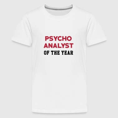 Psychologe / Psychiater / Psychoanalytiker / Job - Teenager Premium T-Shirt