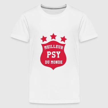 Psychologist Psychologist Psychologe Psychologue Psychology - Teenage Premium T-Shirt