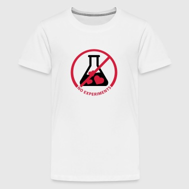 No experiments - Teenage Premium T-Shirt