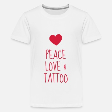 Alcohol Explicit Lyrics Insult Quote Funk Ghetto Reggae Cannabis Ka7w108 Saying Music Laugh Joke Hum Tatoo / Tattooed / Tattooist / Biker / Piercing - Teenage Premium T-Shirt