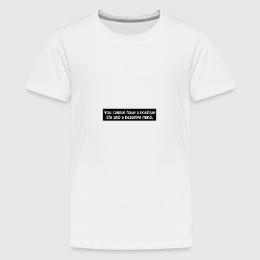 Thoughtful thoughts - Teenage Premium T-Shirt