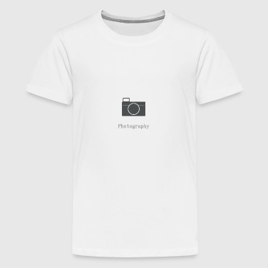 photography - Teenage Premium T-Shirt