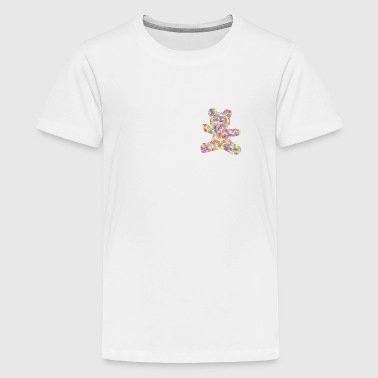 Ost Spiele Oster Teddy / Teddy - Teenager Premium T-Shirt