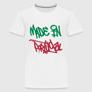 Made in Portugal Hoodies - Teenage Premium T-Shirt
