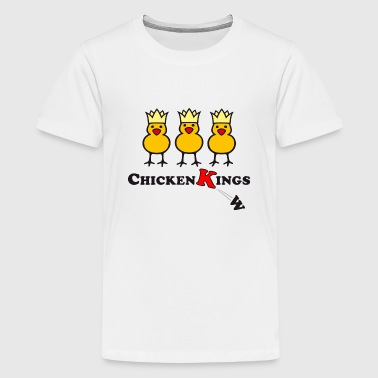Chicken Kings - Teenager Premium T-Shirt