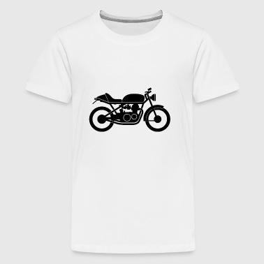 Motorcycle - Teenage Premium T-Shirt
