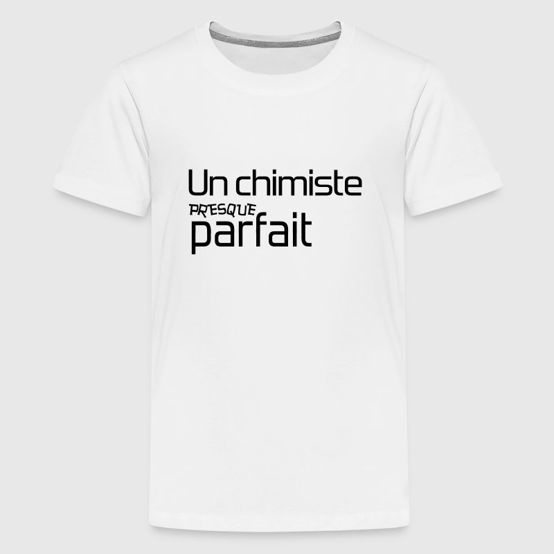 Chimiste / Chimie / Physique / Science / Geek - T-shirt Premium Ado
