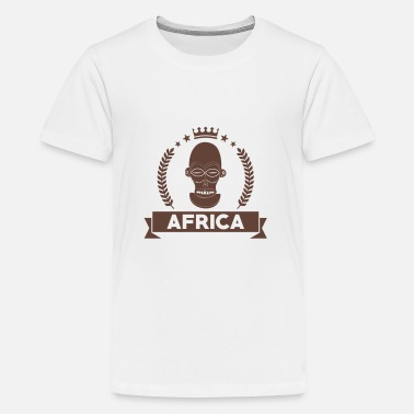 Egypt African Africa / African / Afrika / Afrique / Africain - Teenage Premium T-Shirt