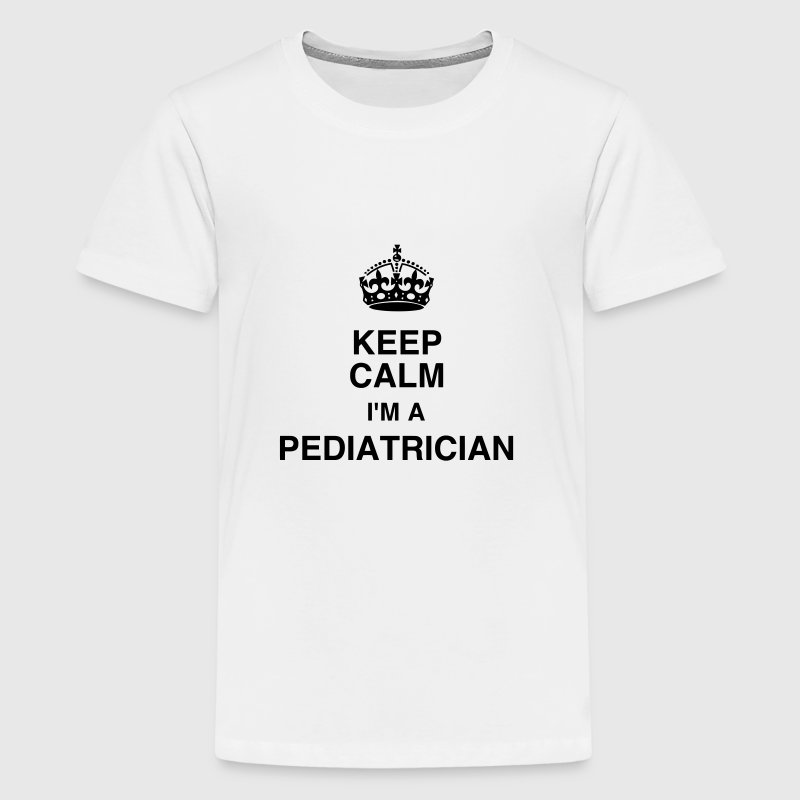 doctor / médico / pediatra / pediatría - Camiseta premium adolescente